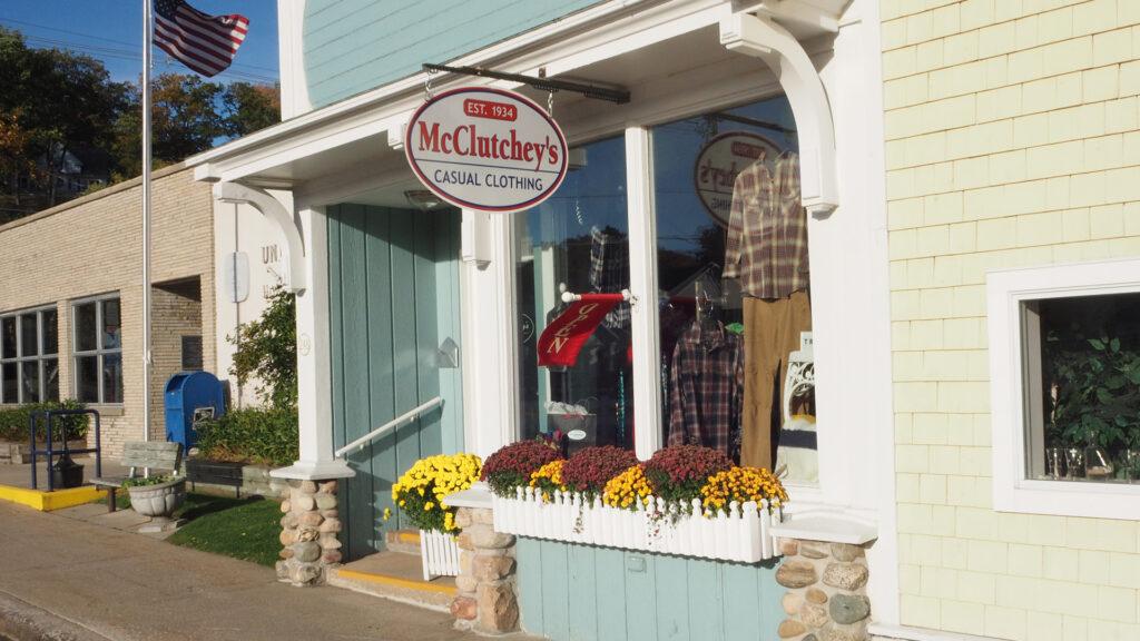 McClutchey's Harbor Springs