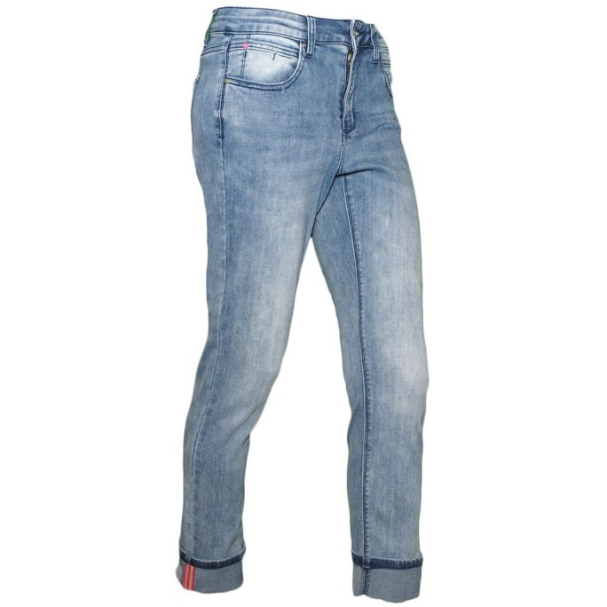 Charlie-B Ankle Roll-Up Jean