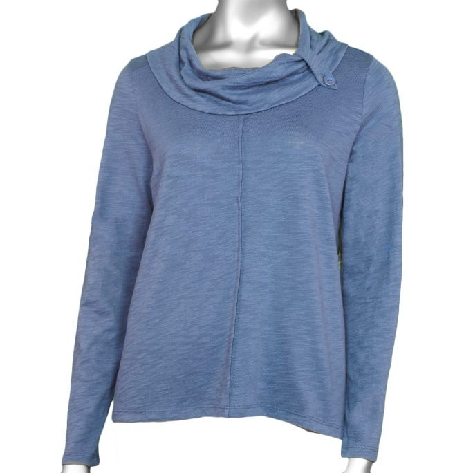 Habitat Cowl Neck Top Twilight