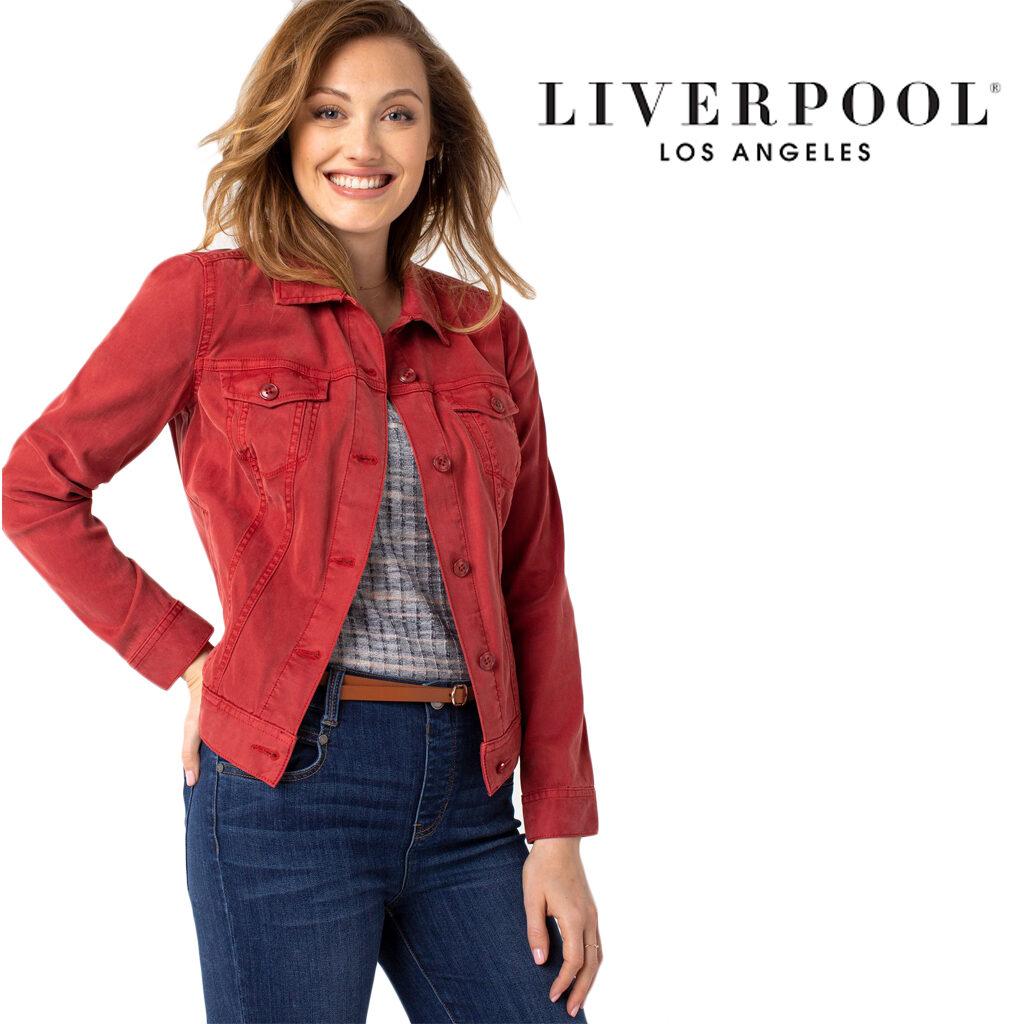Liverpool Jeans Company at mcclutcheys.com