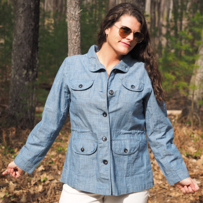 McClutchey's Chambray Jacket