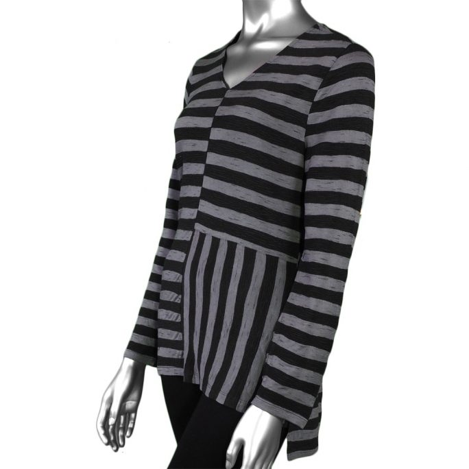 Habitat Striped V-neck Tunic