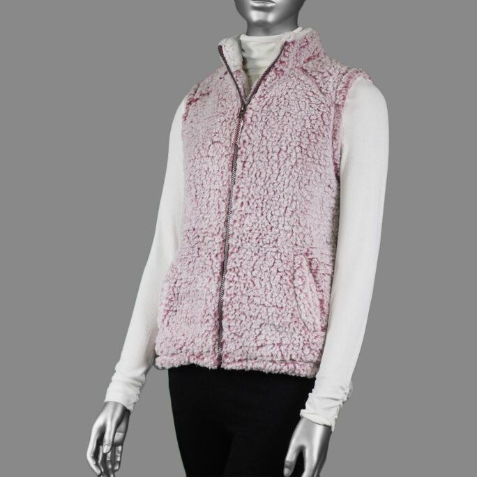 McClutchey's Fluffy Berber Vest