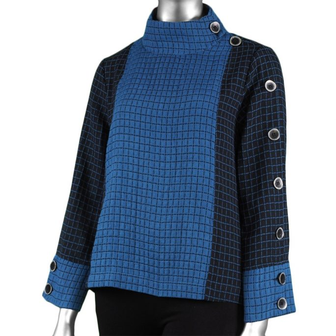 Habitat Window Pane Pullover