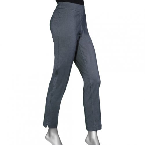Slim-Sation Ankle Pant Charcoal