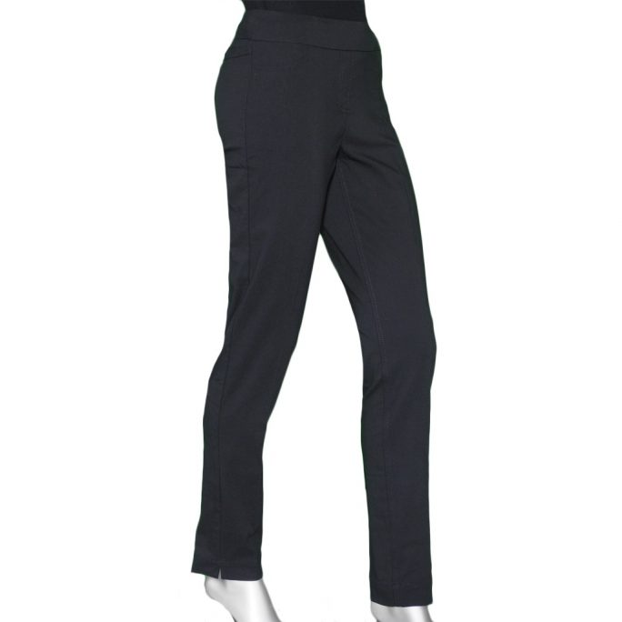 Slimsation Narrow Leg Pant Black