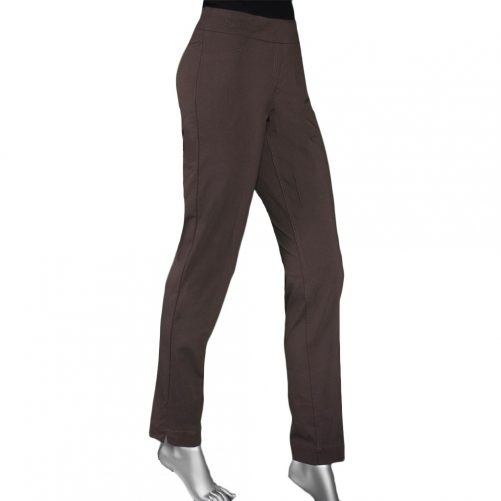 Slim-Sation Narrow Leg Pant Chocolate