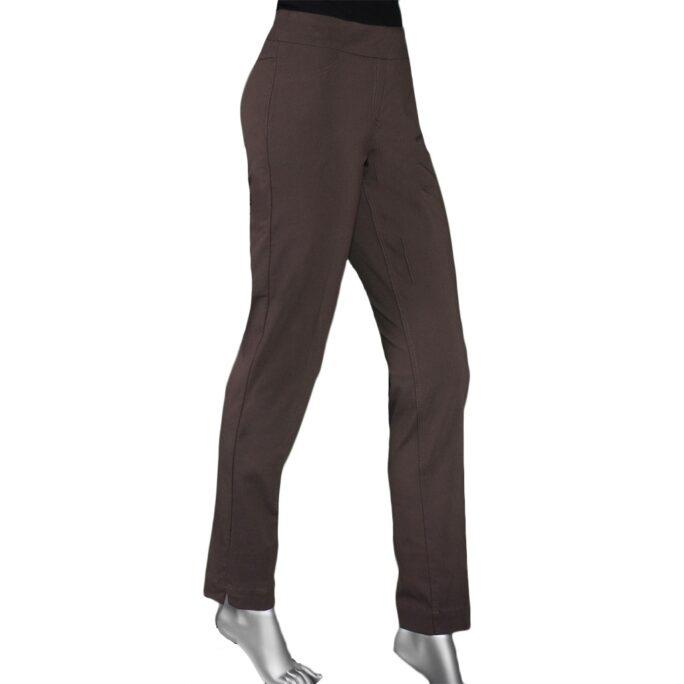 Slim-Sation Narrow Leg Pant Chocolate