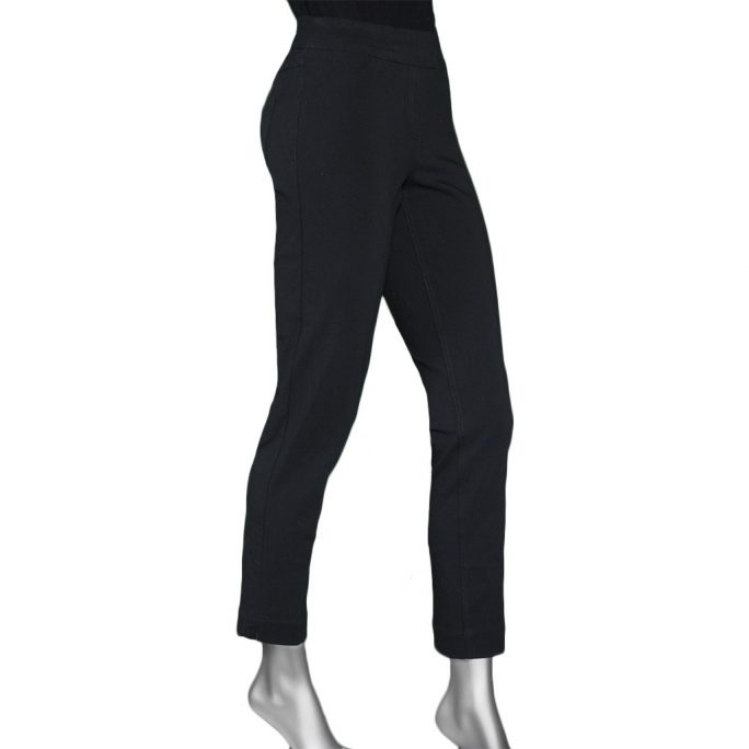 Slimsation Ankle Pant Black