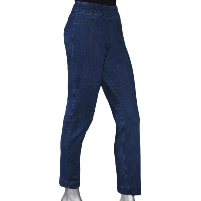 Slimsation Ankle Pant Denim