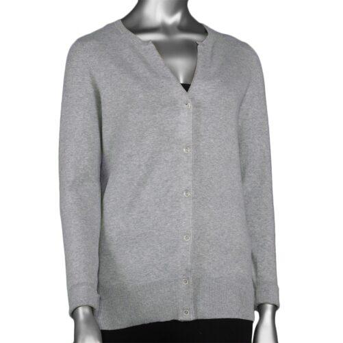 Tribal Cardigan Sweater - Grey Mix