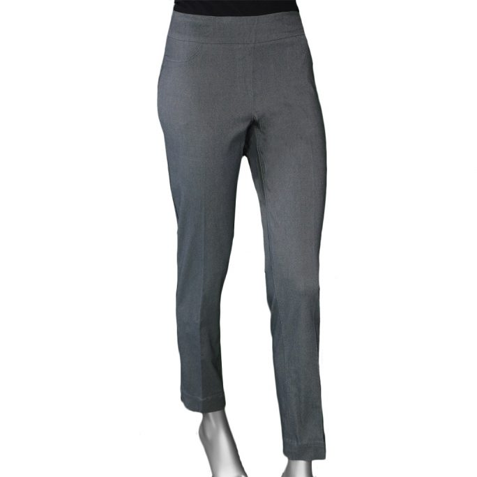 Slimsation Narrow Leg Pant Charcoal