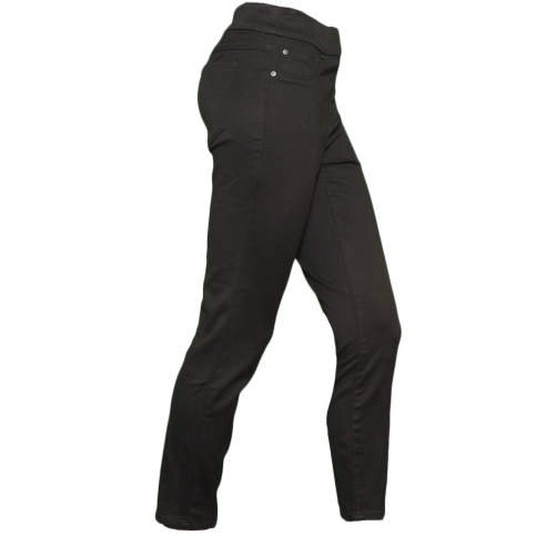 Tribal Pull-on Jegging Black