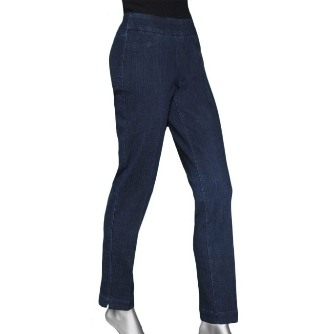 Slimsation Narrow Leg Pant Denim