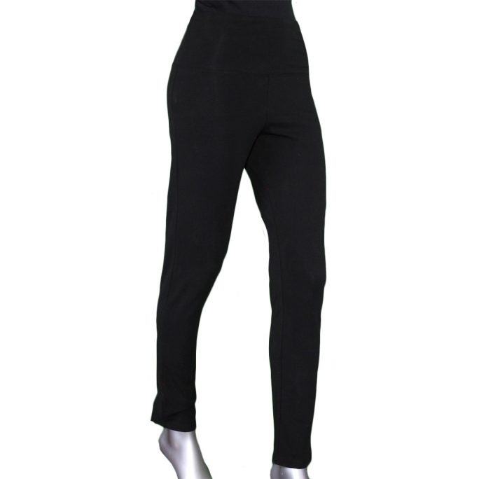 Tribal Flatten IT Stretch Jersey Legging Black