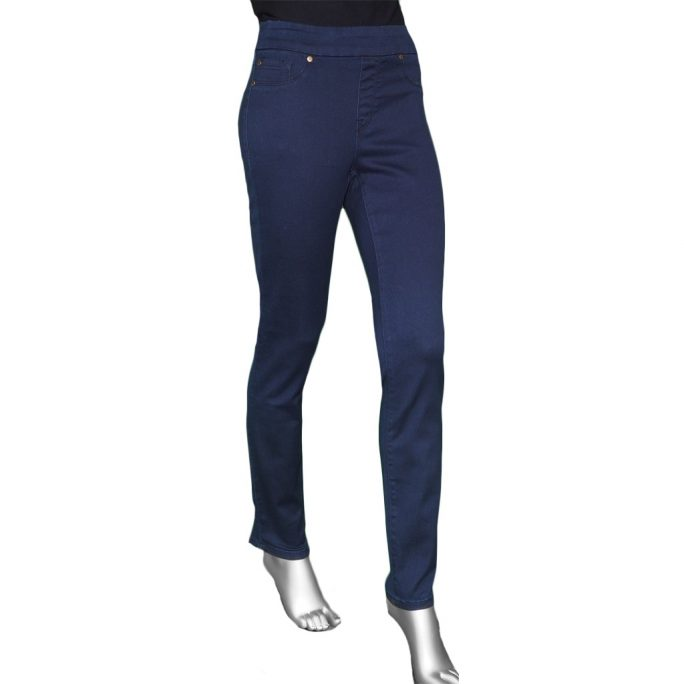 Tribal Pull-on Jegging midnight