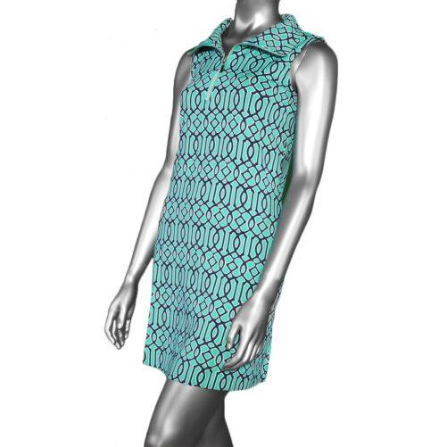 Lulu-B Zipper Swing Dress GWG