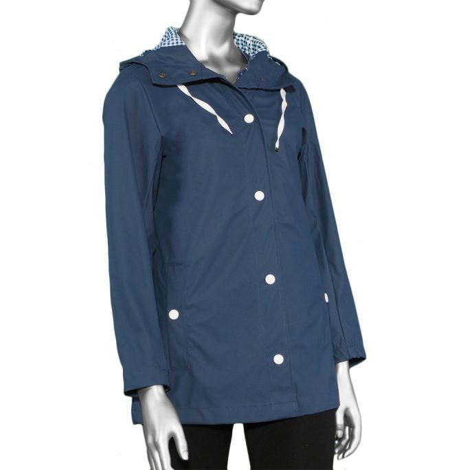 McClutchey's Rain Jacket Navy