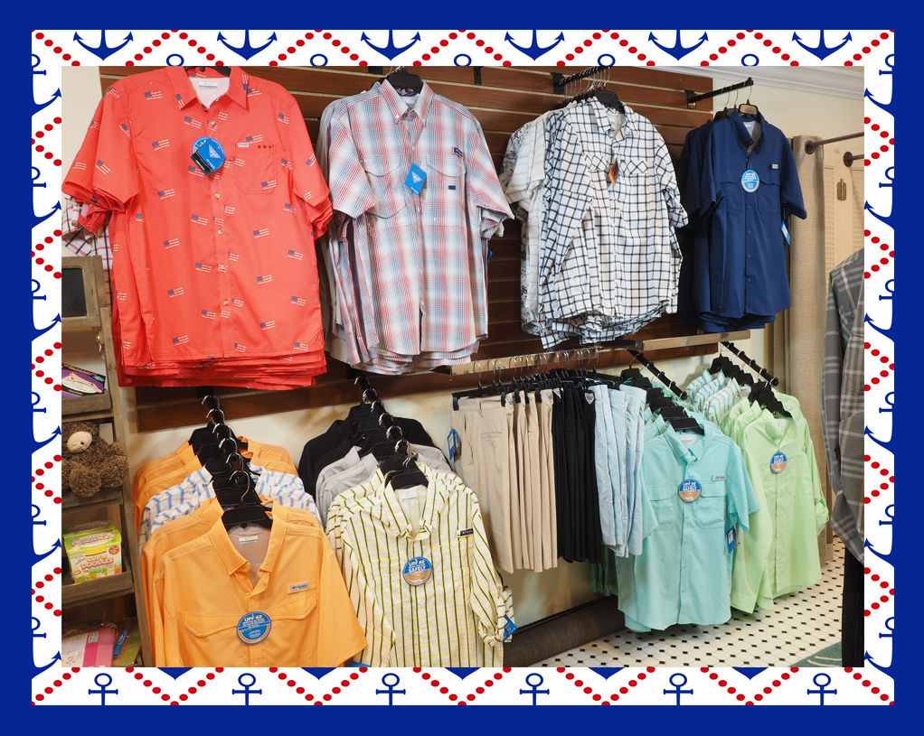 men's clothing harbor springs