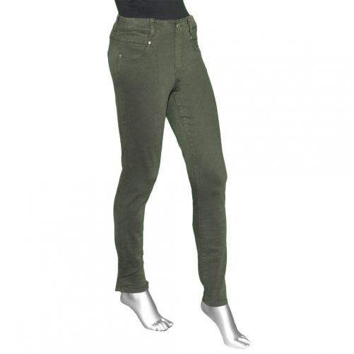 Liverpool Gia Glider Skinny- Loden. Liverpool Style: LM2337F81
