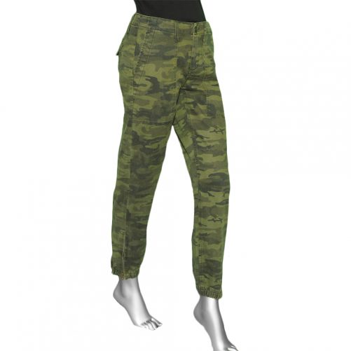 Liverpool Cargo Jogger- Camo. Liverpool Style:LM5632NW4