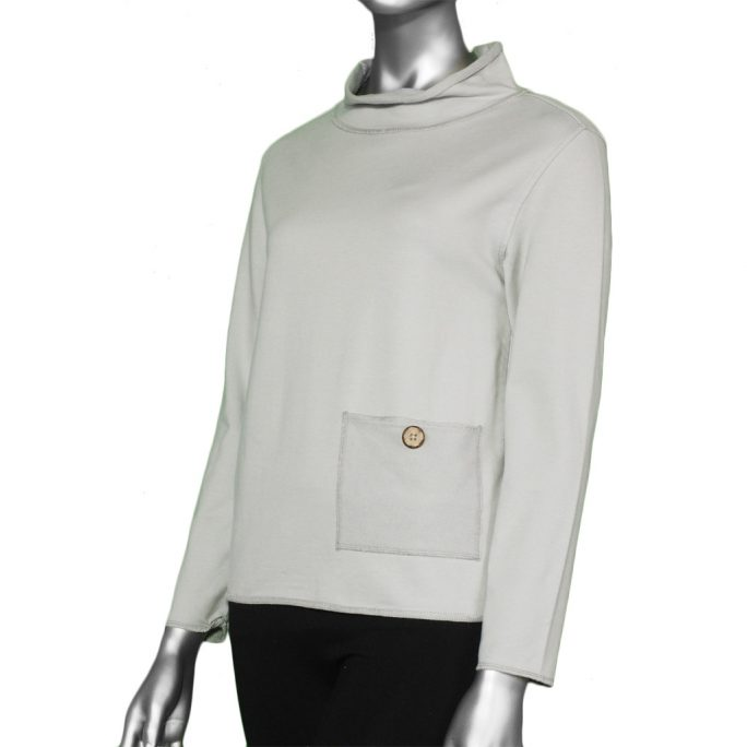 Escape French Terry Pullover- Dune. Escape Style: 30116