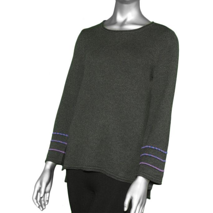 Habitat Crew Neck Sweater- Grey. Habitat Style:83017