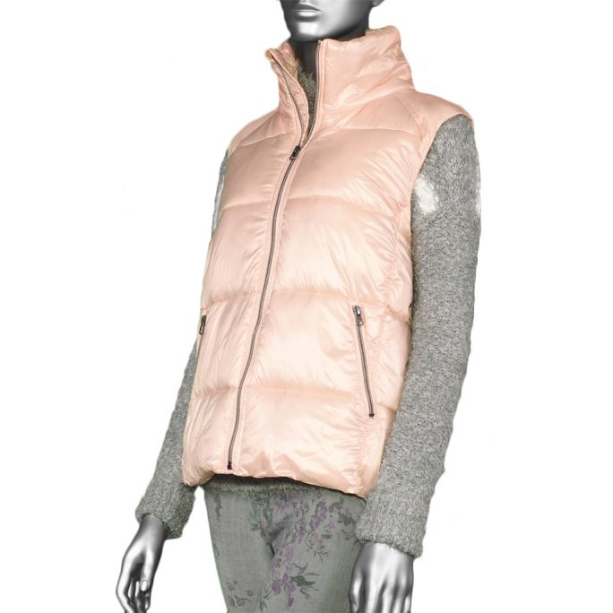 Tribal Short Puffer Vest- Berry Frost. Tribal Style:7233O-4508-2762
