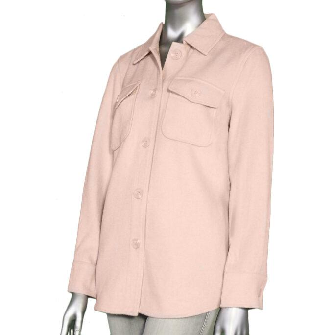 Tribal Jacket with Pockets- Lilac Mist. Tribal Style:7171O-4494-2764